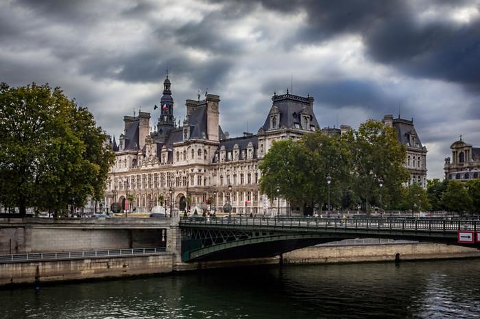 La Mairie de Paris