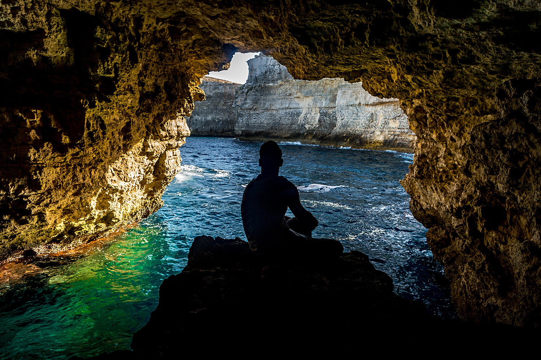 Grotte de l'Ile de Comino