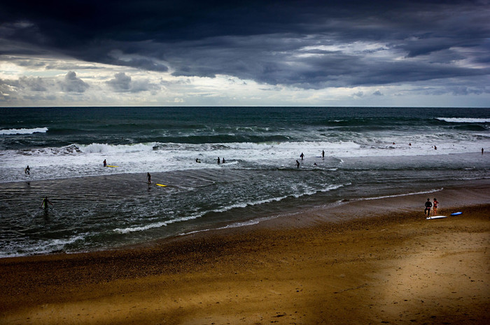 Plage d'Anglet