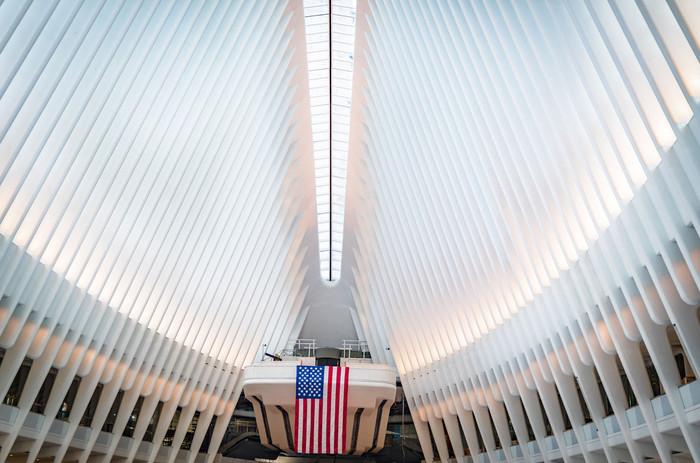 World Trade Center, Path