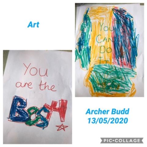 Archer Budd