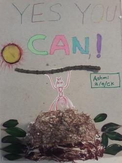 Ashmi - the power of positivity 1