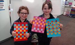 weaving - charlie and hazel