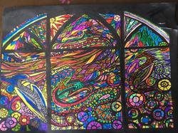 Finn M colouring