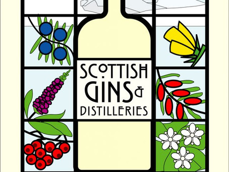 The Gin Clan: A book detailing Scotland's gin scene – the history, the distillers and their gins.