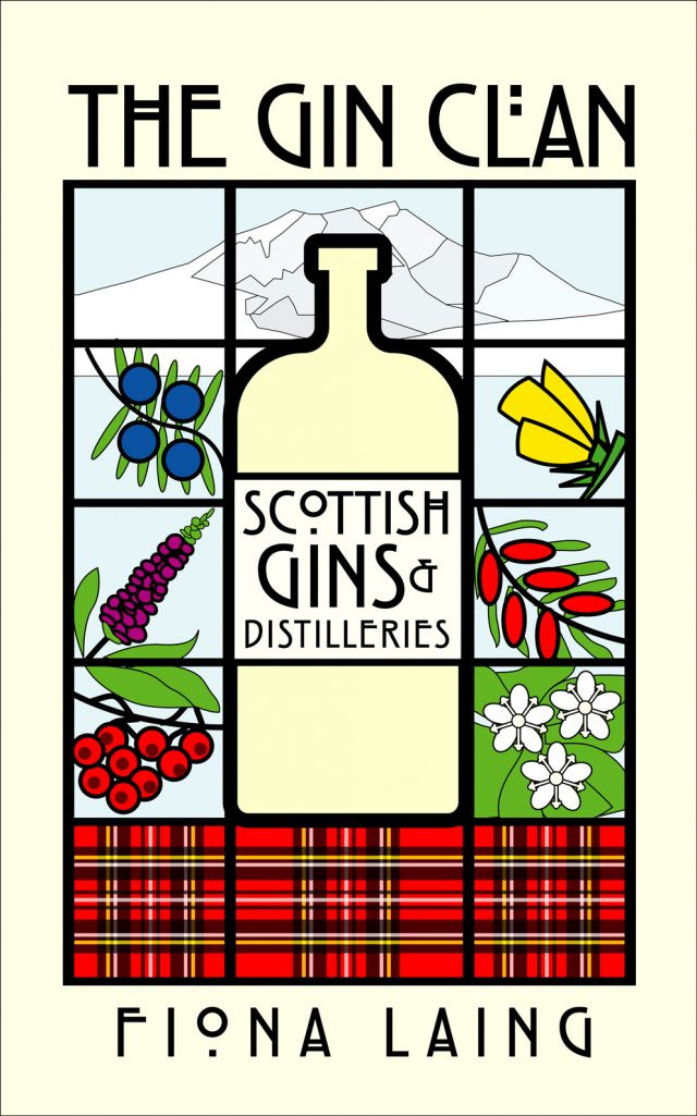Fiona Laing brings to life the story of Scottish Gin in her new book The Gin Clan