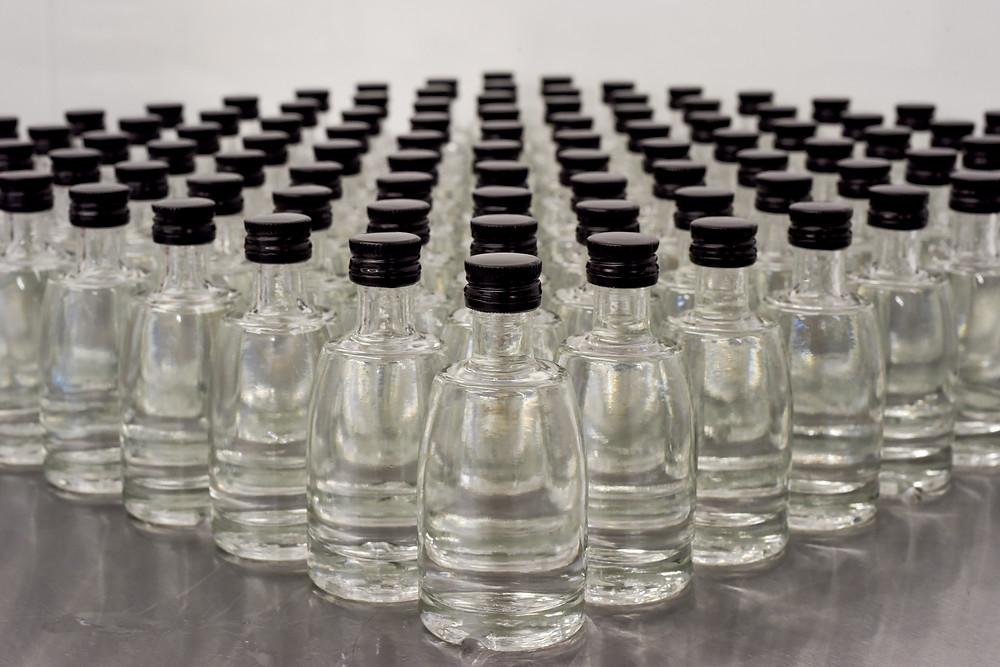5CL samples for Mackintosh Gin