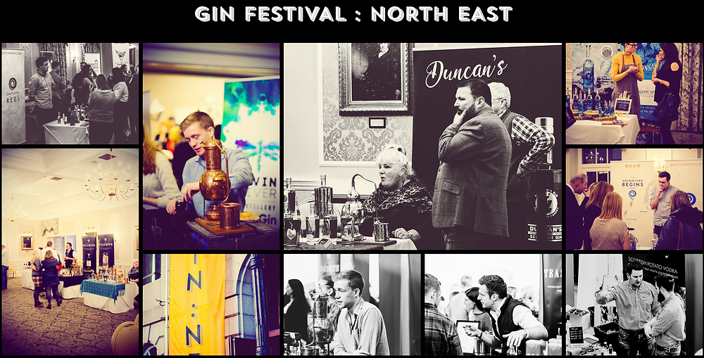 Images from the Gin North East Festival in Inverurie known as GIN:NE. Copyright The Gin Cooperative