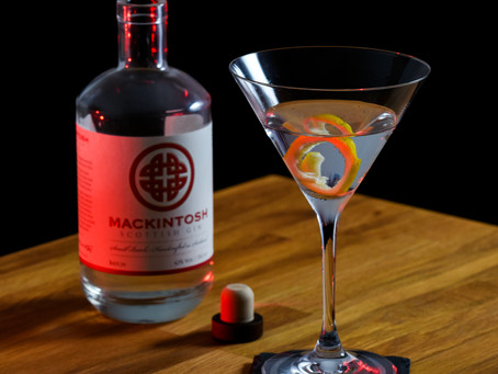 Gin Cocktail: Martini