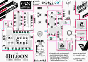 The layout for the 2019 Junipalooza festival that Mackintosh Gin will be attending