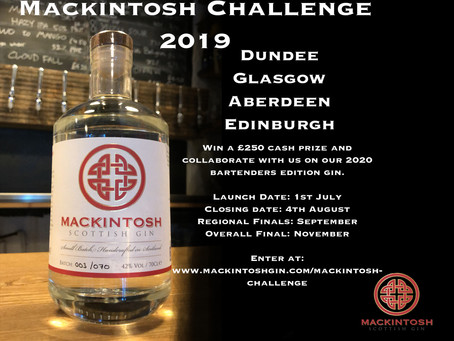 Mackintosh Bartender Challenge