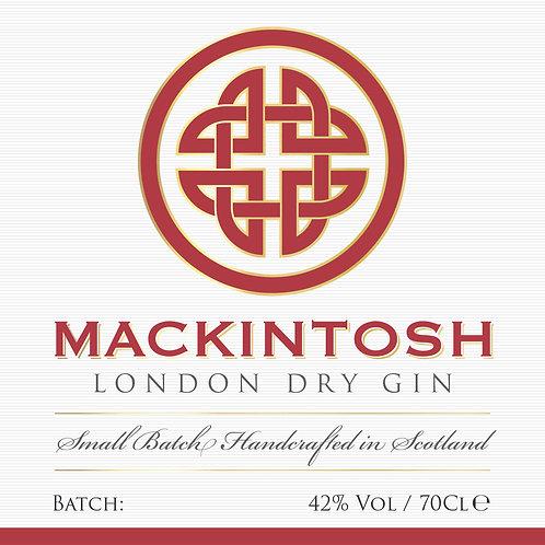 Mackintosh London Dry Gin