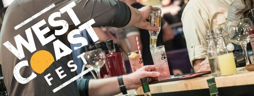 Mackintosh Gin at West Coast Fest 2019 in Troon