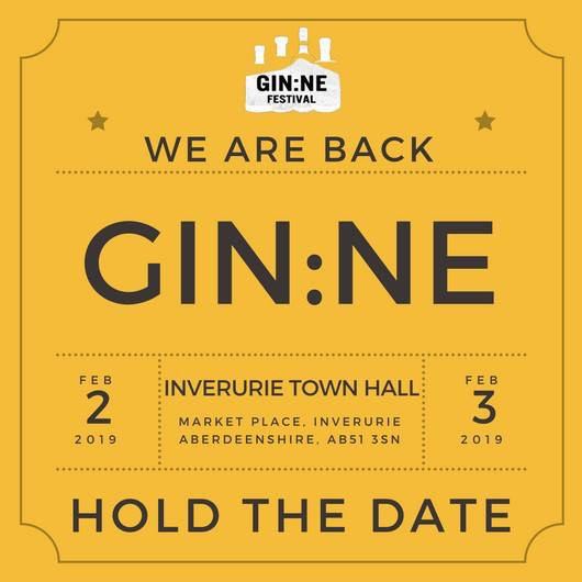 Gin North East Gin Festival, image thanks to GIN:NE
