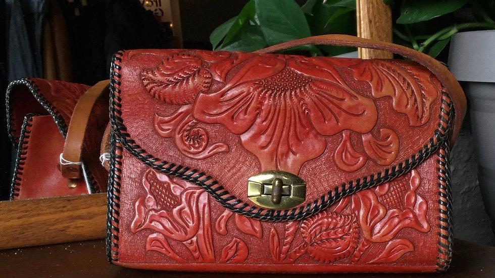 Vintage Leather Purse