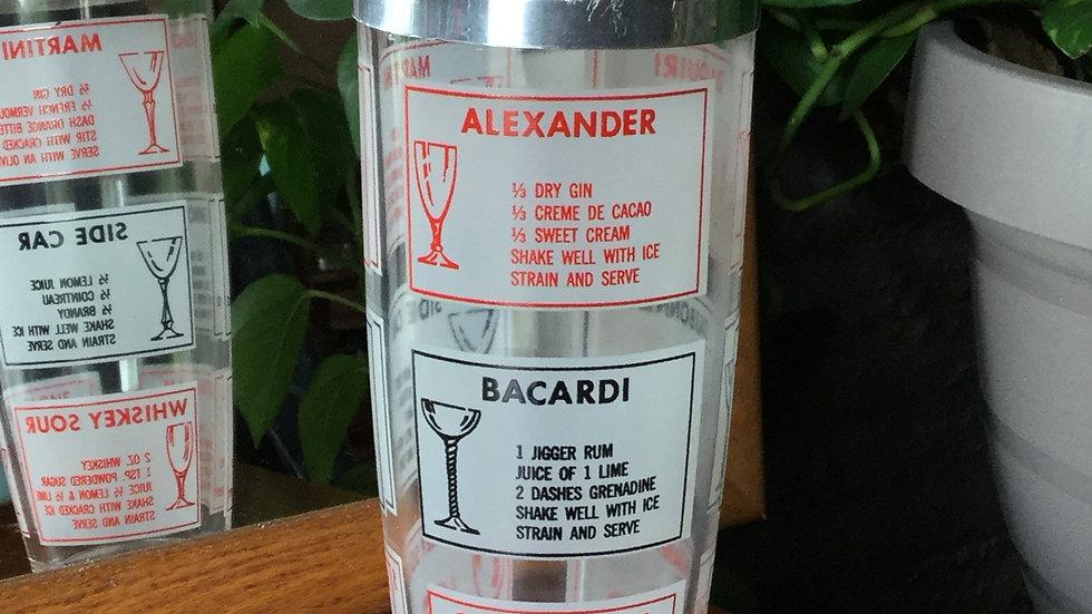 Antique Drink Shaker