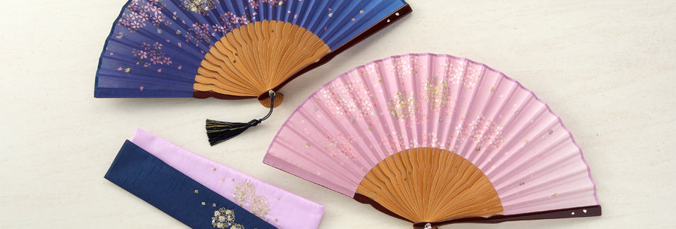 中島千波桜吹雪刺繍セット