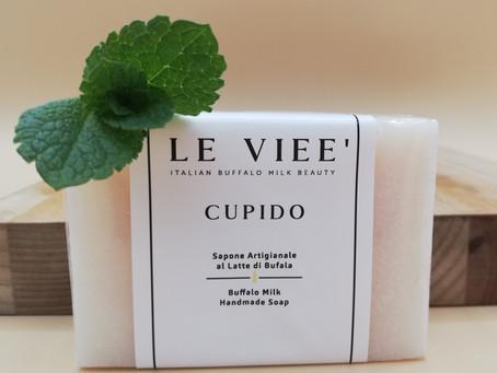 Cupido, il sapone solido in stile retrò