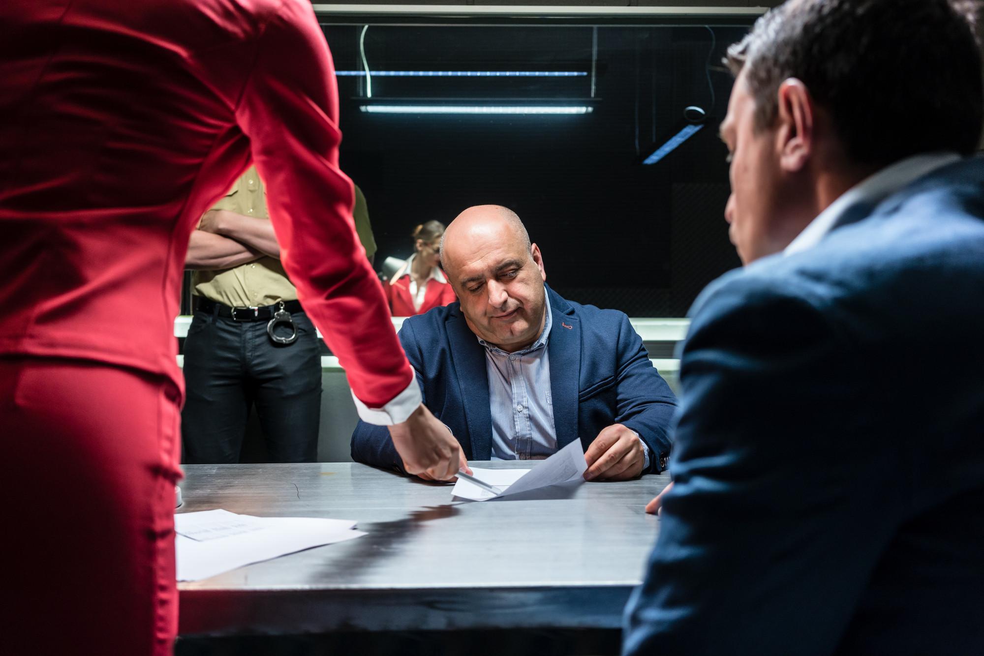Адвокат по уголовному делу в г. Москве.