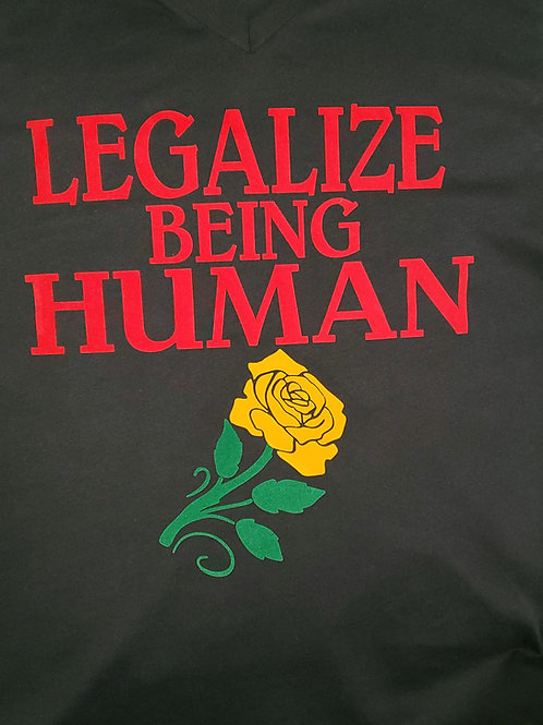 Legalize Being Human