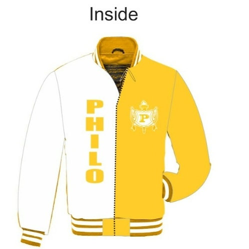 Philo Reversible Split Jacket PreSALE