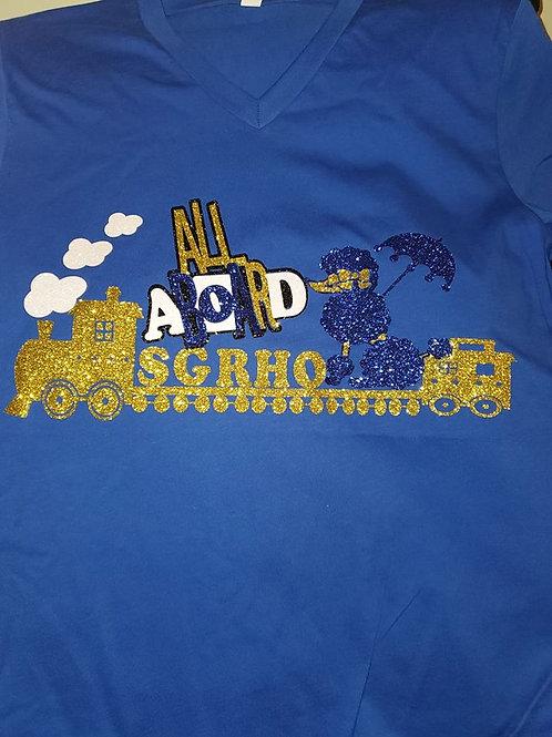 ALL ABOARD....SGRho Train