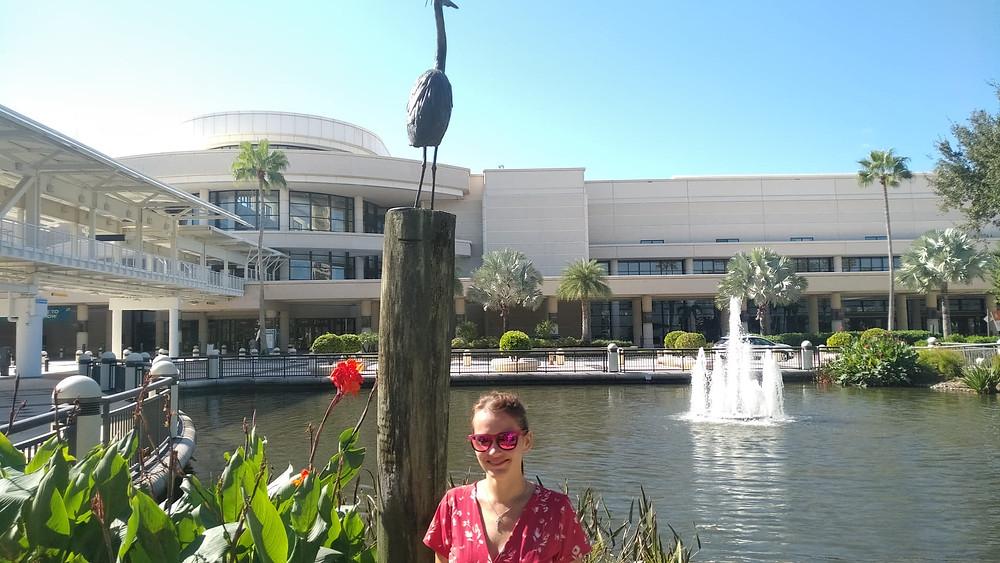 Orlando convention center DEMA dive show
