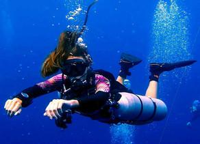 Scuba diving ear equalization techniques