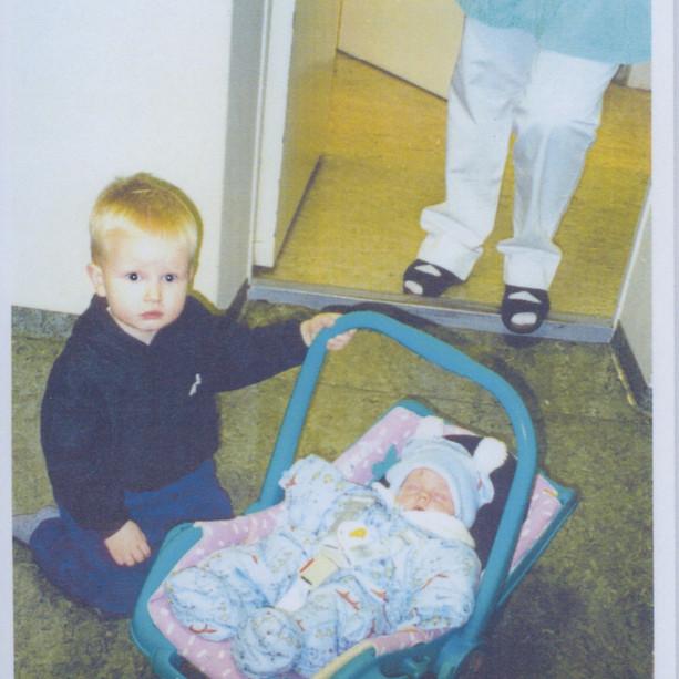 21. janúar 2000, útskrift af vökudeild