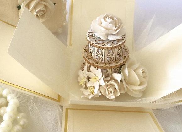 Exploding Wedding Box
