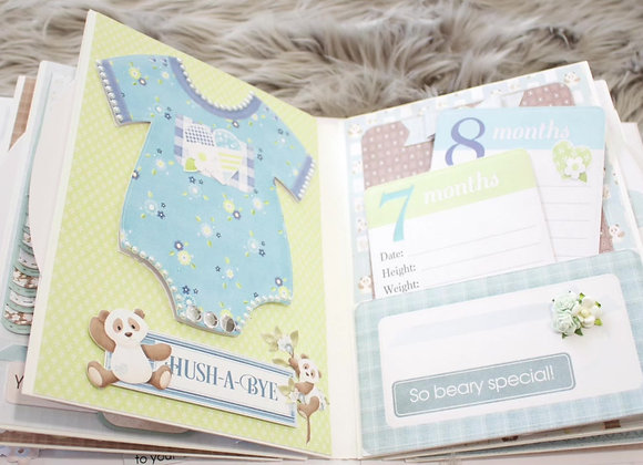 Baby Panda Album