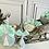 Thumbnail: Seafoam Green Heirloom Baubles