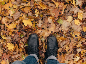 Fall Foot Health
