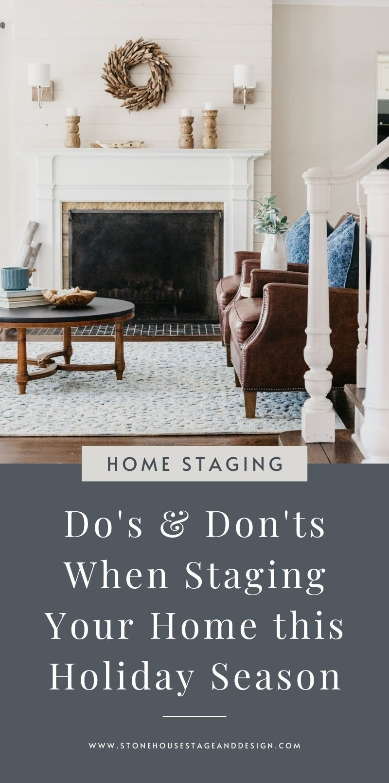 Do's & Don'ts When Staging Your Home this Holiday Season