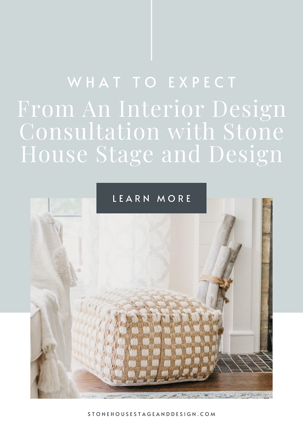 What To Expect from an interior design consultation with stone house