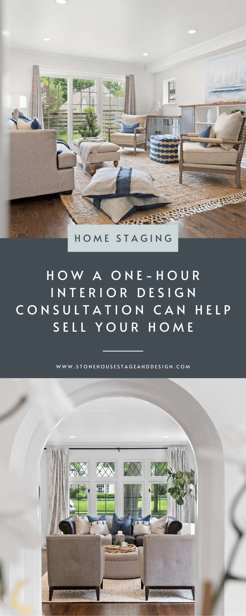 """Will they know what I am looking for?"""" """"I have a vague idea of what I want in my head, but nothing concrete."""" """"How can I best prepare my home to go on the market?"""""""