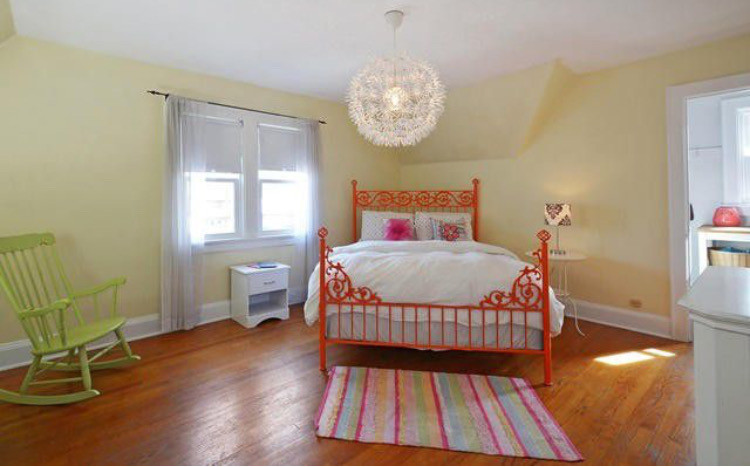 Girl Bedroom Ideas (Before + After)