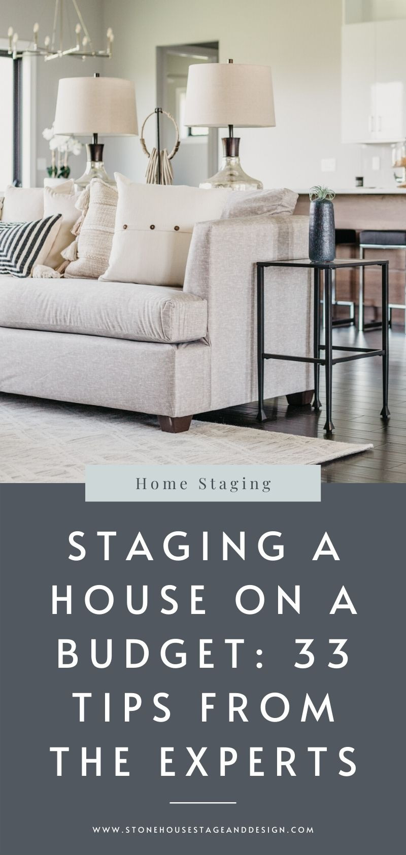 Staging a House on a Budget: 33 Tips from the Experts