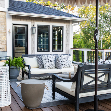 5 Ways to Create the Perfect Outdoor Space
