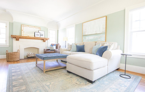 How to Work with an Interior Designer on a BUDGET