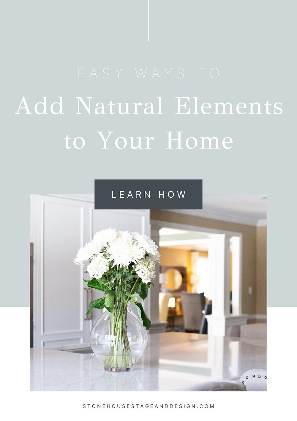 easy ways to add nature to your home