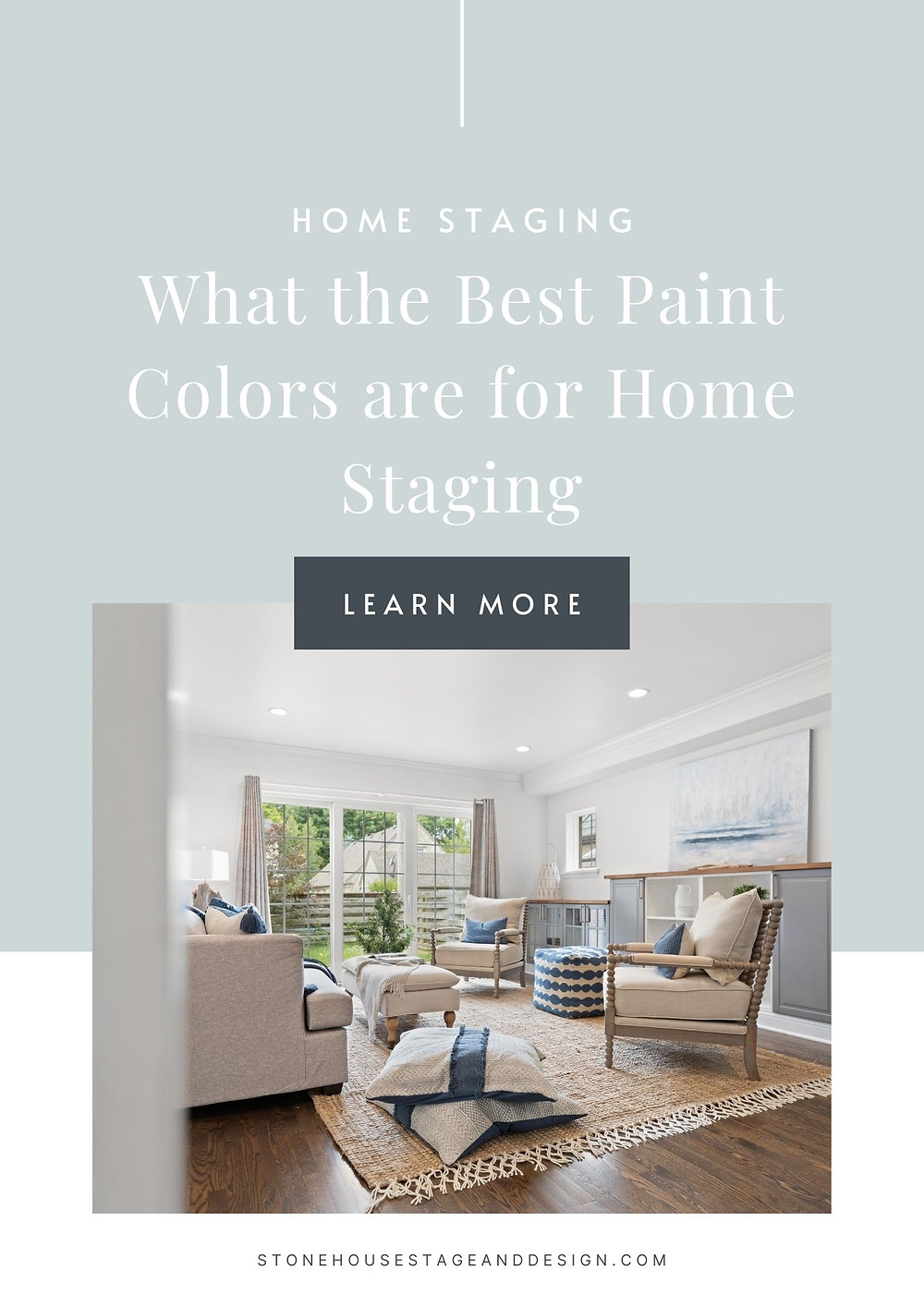 What the Best Paint Colors are for Home Staging