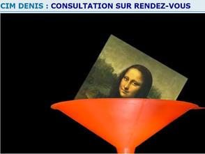 CONSULTATIONS SUR RENDEZ-VOUS