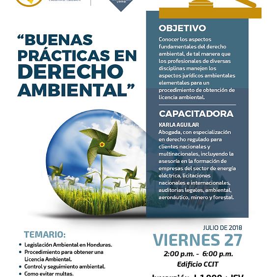 Buenas Prácticas en Derecho Ambiental