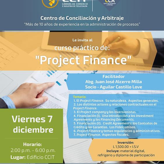 Capacitación Project Finance: Mecanismo de Financiación de Inversiones