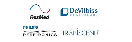 Major CPAP Brands