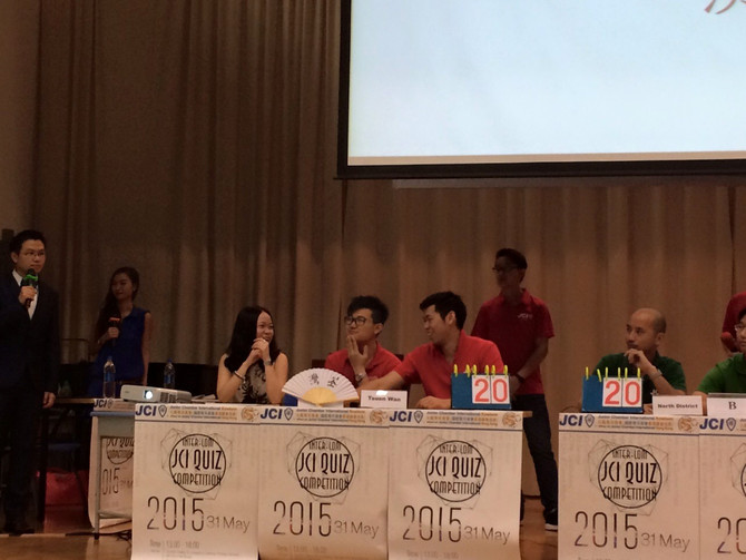 2015 Inter-LOM JCI Quiz Competition