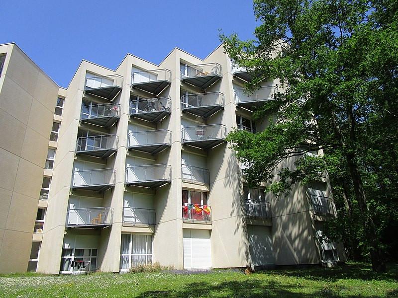 Une résidence étudiante à Tours (37). Crédit : Guillaume 70.