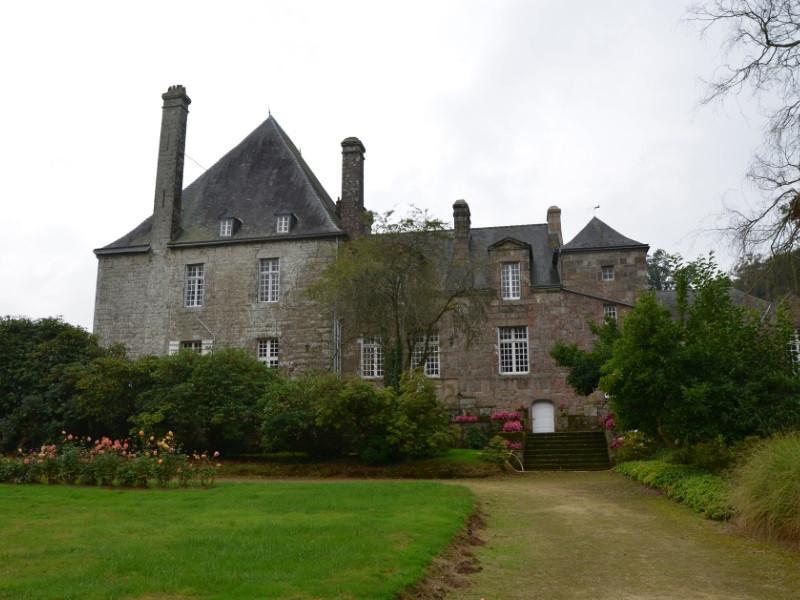 Un château classé monument historique à Mellionnec, dans les Côtes d'Armor (22)