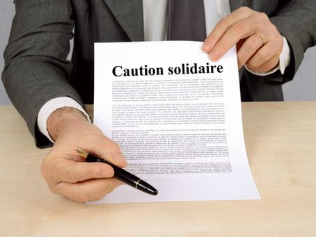 Bail d'habitation : l'acte de cautionnement et le devoir d'efficacité de l'agent immobilier